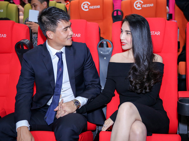 Cong Vinh tiet lo cuoc song hon nhan voi Thuy Tien hinh anh 1