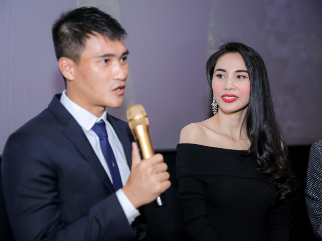 Cong Vinh tiet lo cuoc song hon nhan voi Thuy Tien hinh anh 5